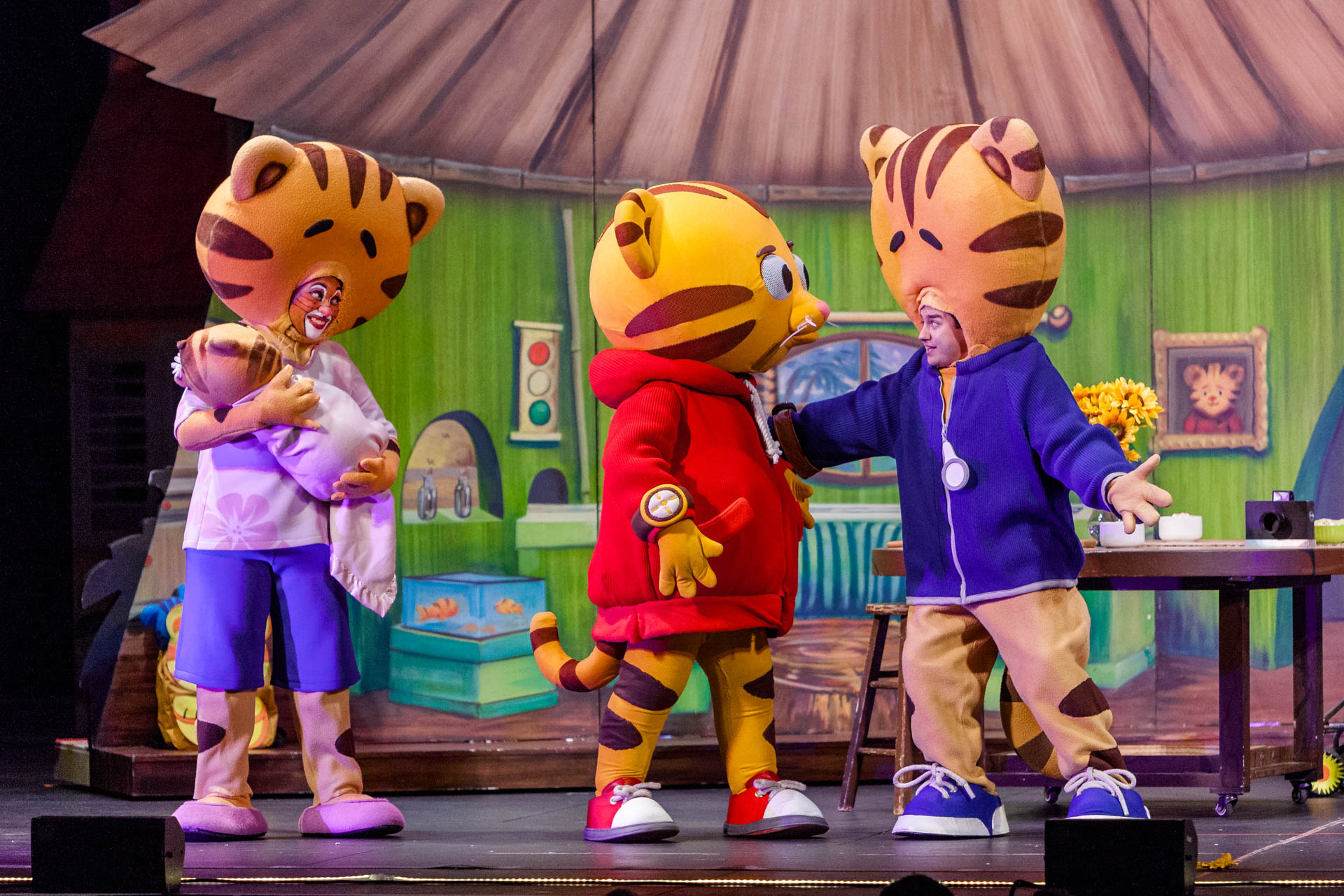 Daniel Tiger\'s Neighborhood LIVE! - Mills Entertainment